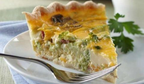 Quiche de Tocino recipe
